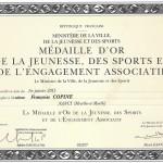 diplôme-médaille-OR-J.Sp